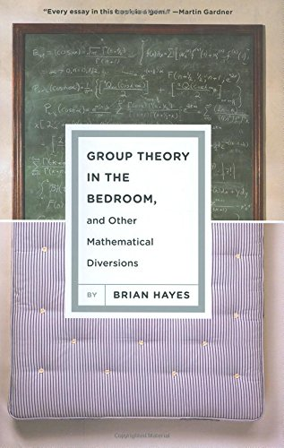 9780809052196: Group Theory in the Bedroom, and Other Mathematical Diversions