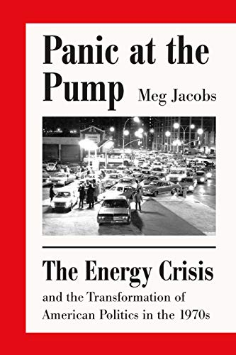 9780809058471: Panic at the Pump: The Energy Crisis and the Transformation of American Politics