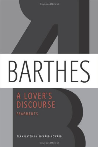 9780809066896: A Lover's Discourse: Fragments