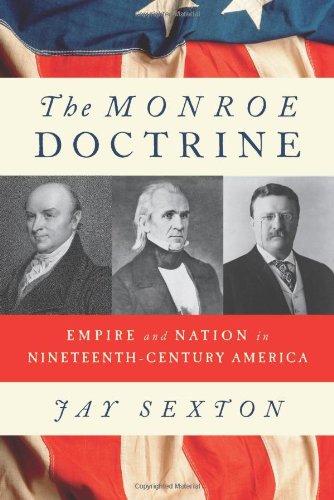 9780809071913: The Monroe Doctrine