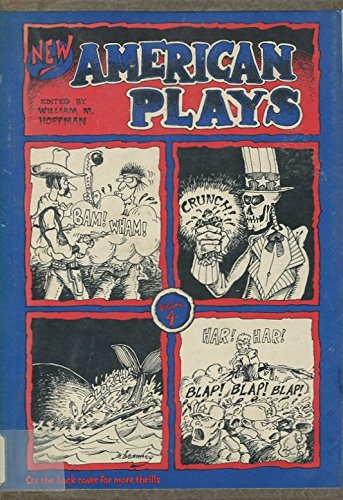 New American Plays [Jan 01, 1971] Hoffman, William M.: Hoffman, William M. [Editor]