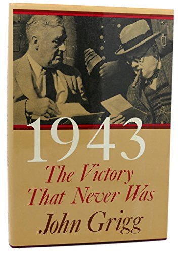 9780809073771: 1943- the Victory That Never Was