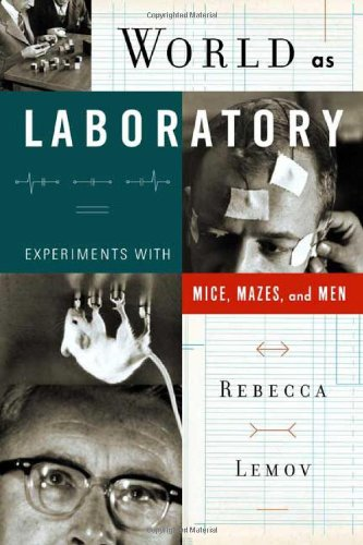 9780809074648: World as Laboratory: Experiments with Mice, Mazes, and Men