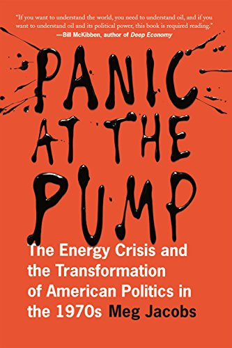 9780809075072: Panic at the Pump: The Energy Crisis and the Transformation of American Politics in the 1970s