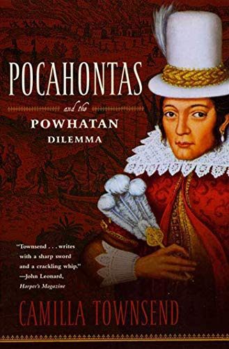 9780809077380: Pocahontas and the Powhatan Dilemma: The American Portraits Series