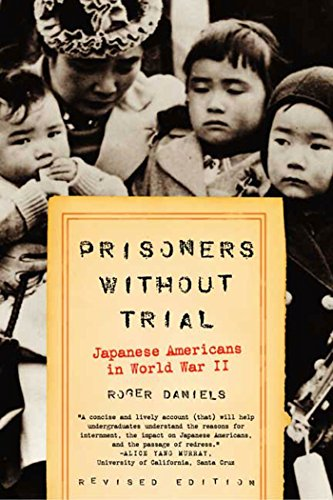 9780809078967: Prisoners Without Trial: Japanese Americans In World War Ii