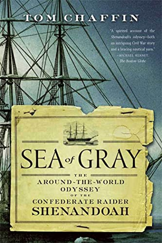 SEA OF GRAY : THE AROUND-THE-WORLD ODYSS