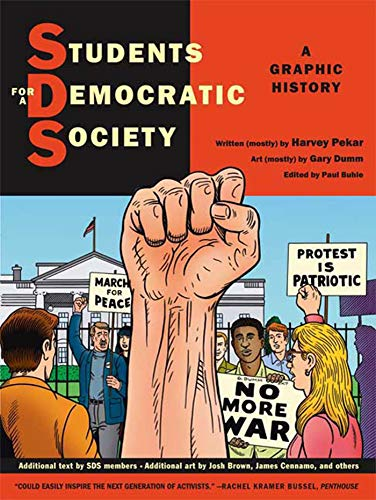 9780809089390: Students for a Democratic Society: A Graphic History