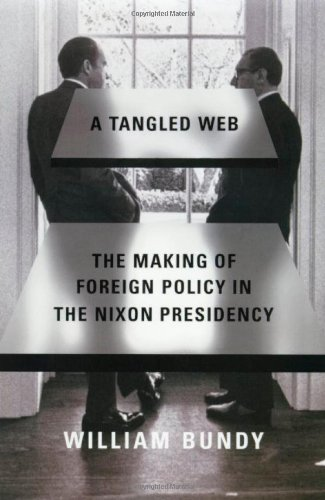 9780809091515: Tangled Web: The Making of Foreign Policy in the Nixon Presidency