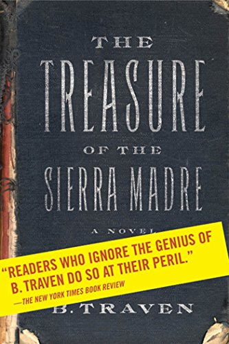 9780809092970: The Treasure of the Sierra Madre: A Novel