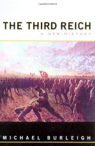9780809093250: The Third Reich: A New History
