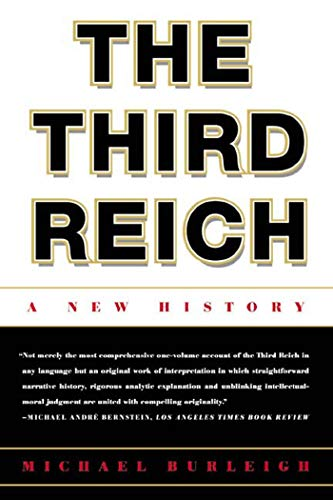 9780809093267: The Third Reich: A New History