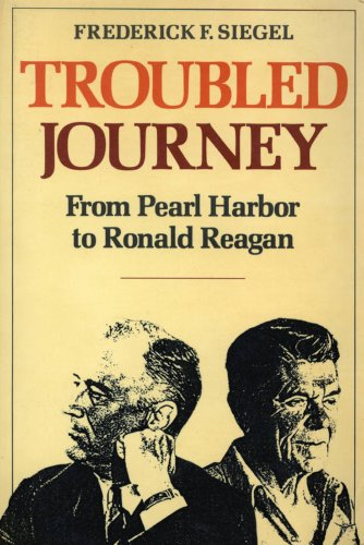 9780809094431: Troubled Journey: From Pearl Harbour to Ronald Reagan (American century series)