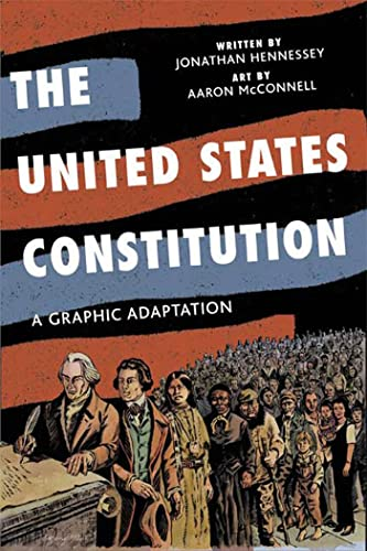 9780809094707: The United States Constitution: A Graphic Adaptation