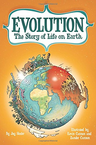 9780809094769: Evolution: The Story of Life on Earth