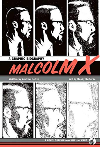 9780809095049: Malcolm X: A Graphic Biography