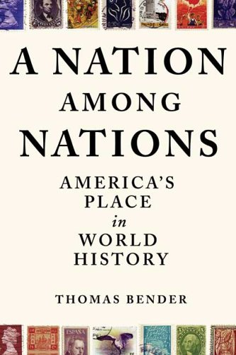 9780809095278: A Nation Among Nations: America's Place in World History