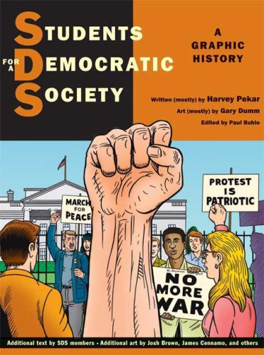 9780809095391: Students for a Democratic Society: A Graphic History