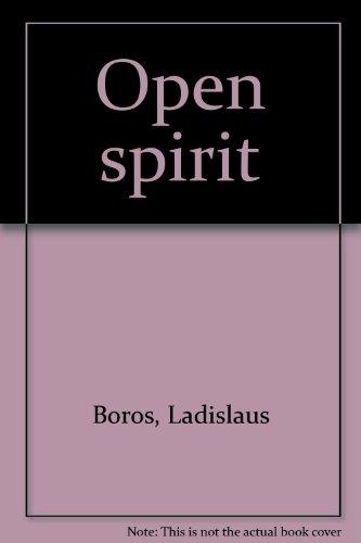 9780809101948: Open spirit