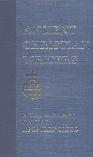 Commentary on the Apostles Creed (Hardback): Tyrannius Rufinus