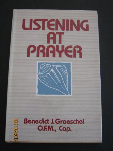 9780809103515: Listening at prayer