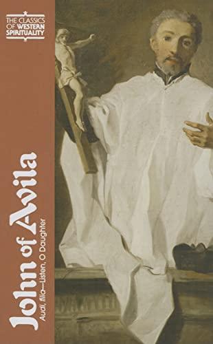 9780809105625: John of Avila: Audi, Filia, Listen, O Daughter