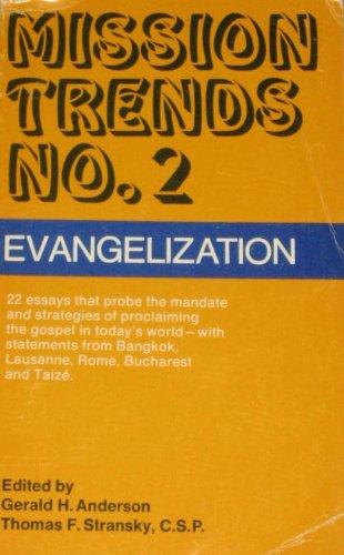 9780809119004: Mission Trends No 2 Evangelization