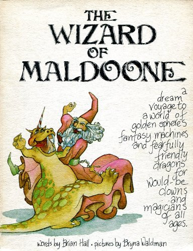 The Wizard of Maldoone: Hall, Brian