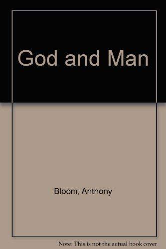 9780809119233: God and Man