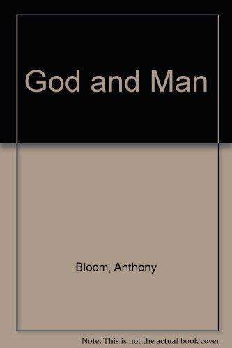 9780809119233: God and Man