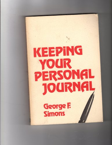 9780809120925: Keeping Your Personal Journal
