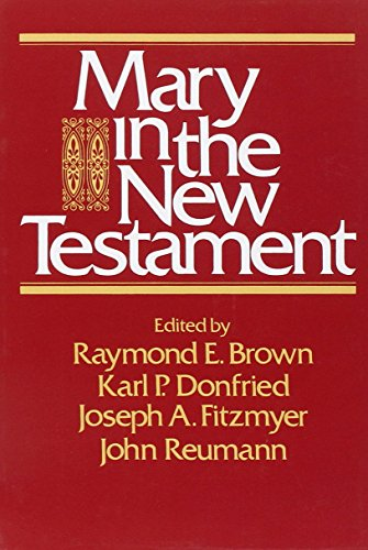 9780809121687: Mary in the New Testament
