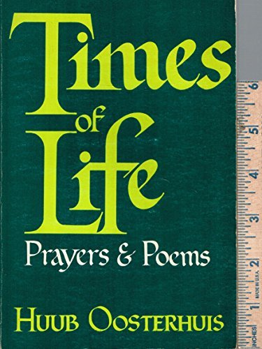 9780809122455: Times of Life: Prayers and Poems