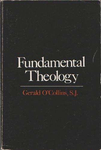 9780809123476: Fundamental Theology