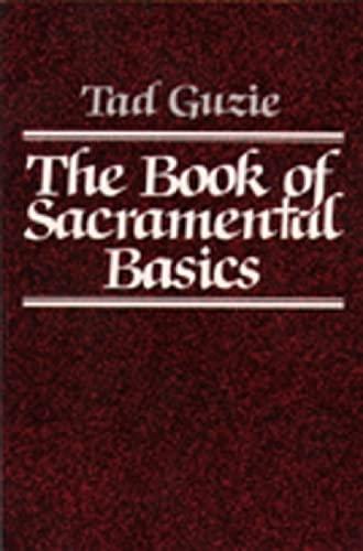 9780809124114: The Book of Sacramental Basics