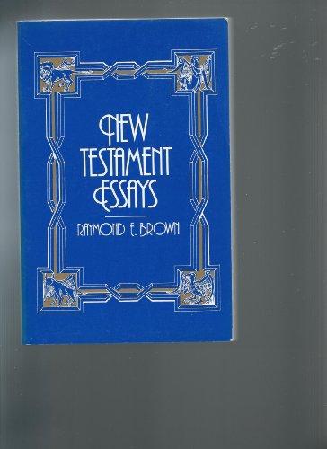 9780809124701: New Testament Essays
