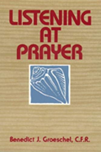 9780809125821: Listening at Prayer
