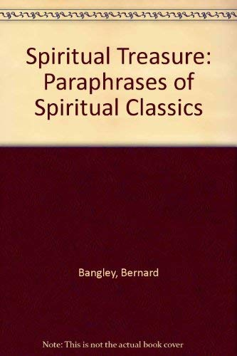 Spiritual Treasure (9780809126460) by Bernard Bangley