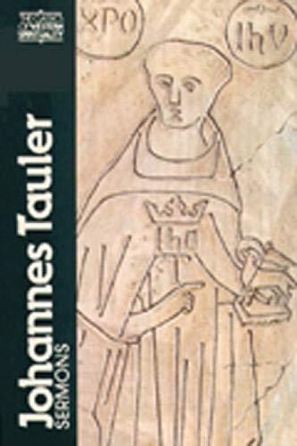 Johannes Tauler, Sermons (Classics of Western Spirituality (Paperback)): Johannes Tauler