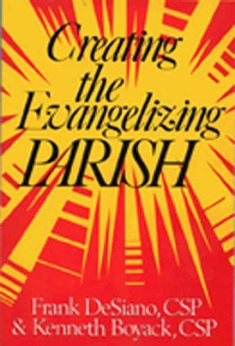 9780809133871: Creating the Evangelizing Parish