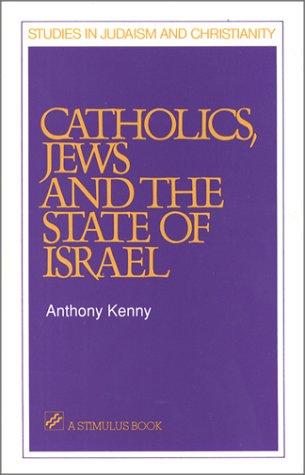 9780809134069: Catholics, Jews and the State of Israel (Stimulus Books)