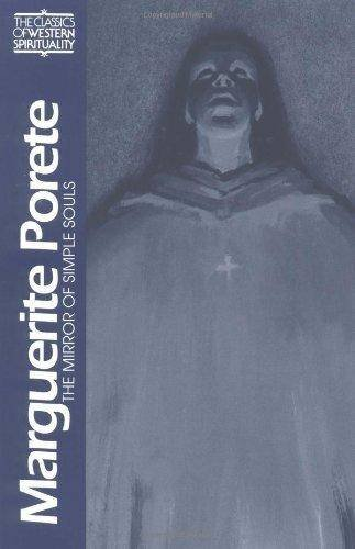 9780809134274: Marguerite Porete: The Mirror of Simple Souls (Classics of Western Spirituality)