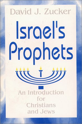 9780809134946: Israel's Prophets: An Introduction for Christians and Jews