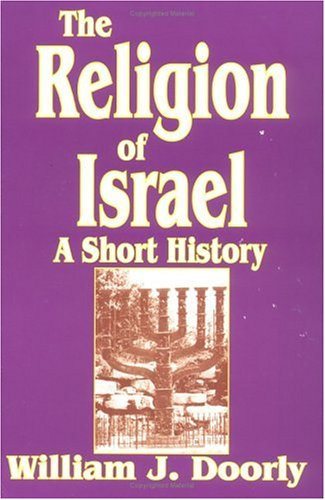 9780809137053: The Religion of Israel: A Short History