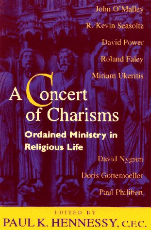 9780809137138: A Concert of Charisms: Ordained Ministry in Religious Life