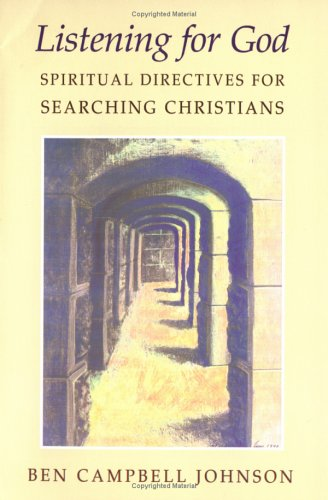 9780809137183: Listening for God: Spiritual Directives for Searching Christians