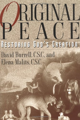 9780809137336: Original Peace: Restoring God's Creation