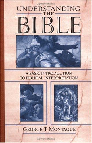 9780809137442: Understanding the Bible: A Basic Introduction to Biblical Interpretation