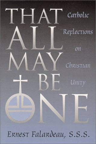 9780809139255: That All May Be One: Catholic Reflections on Christian Unity