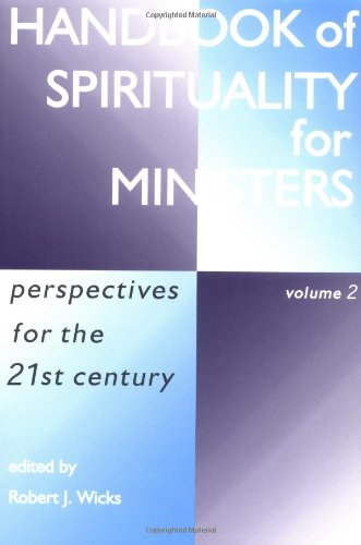9780809139712: Handbook of Spirituality for Ministers: Perspectives for the 21st Century